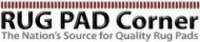 RUG PAD CORNER Logo/Headshot